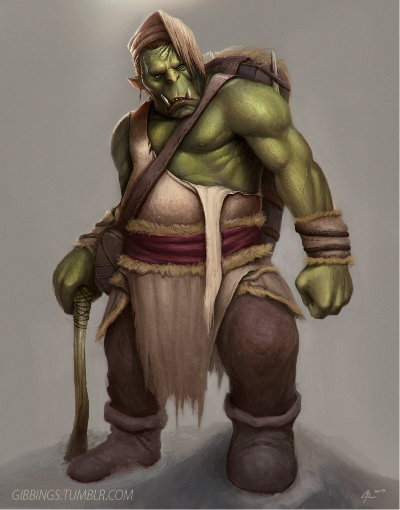ORC TRIBE COOK