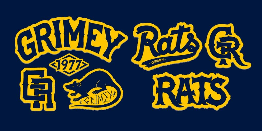 TEXTILE GRAPHICS FOR GRIMEY WEAR 2012 COLLECTION