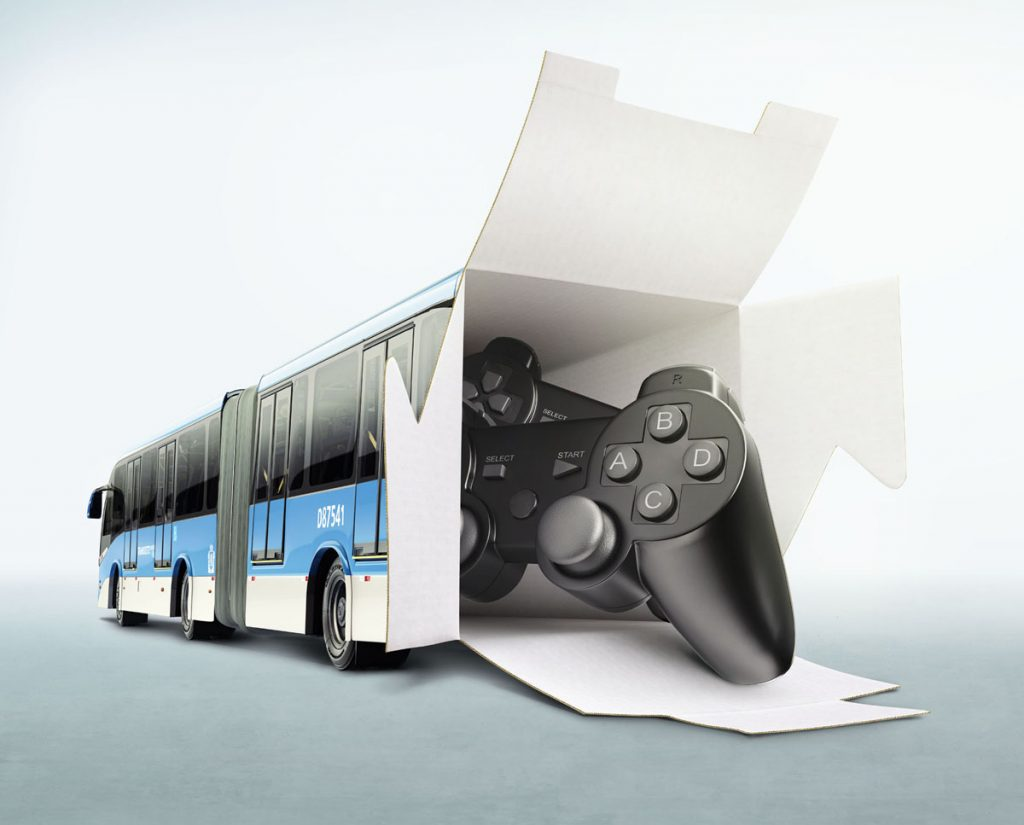 BRT ­ RIO – GIFTS
