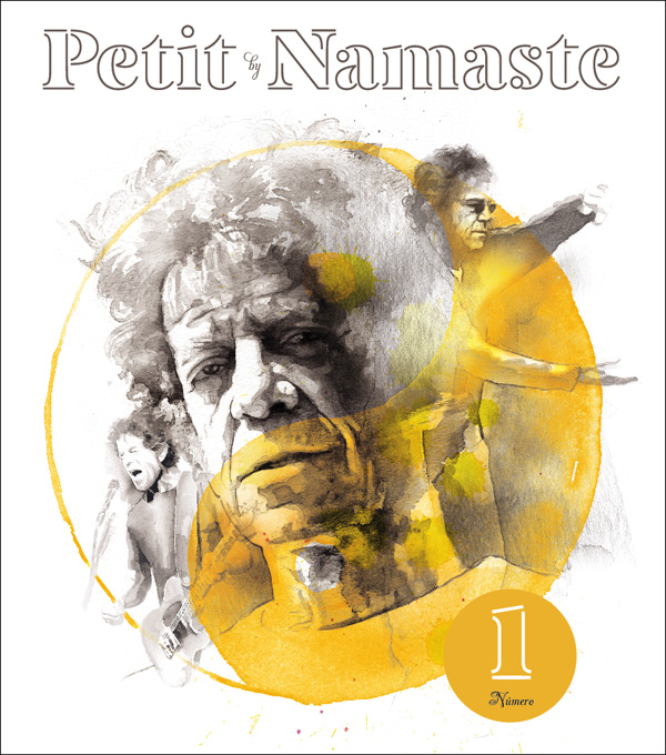 COVER FOR PETIT BY NAMASTE – 1ST ISSUE