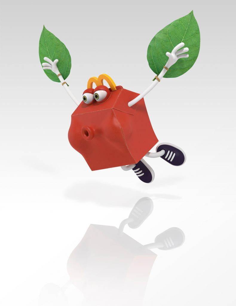MCDONALD'S HAPPY MEAL CAMPAIGN