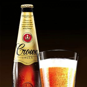 Crown Lager 'Time the 5th Ingredient'