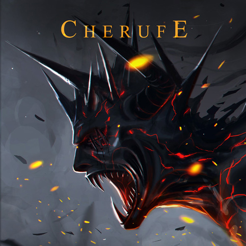 Cherufe – Book Cover